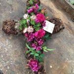 Croix fleurs